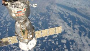 Sojuz transportuje satelity w kosmos