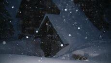 Zasypane schronisko PTTK na Hali Rysiance, 1322 m n.p.m. (fot. Schronisko Rysianka)