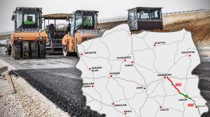 Ruszyły prace przy rozbudowie trasy z Lublina do Warszawy