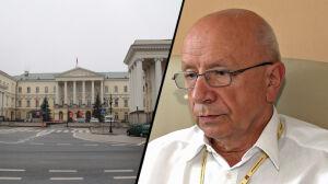 Ratusz: prof. Chazan nie może odwołać się od decyzji o zwolnieniu