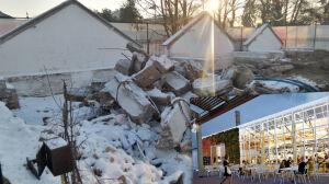 """""""To nie burzenie, a odrestaurowanie"""""""
