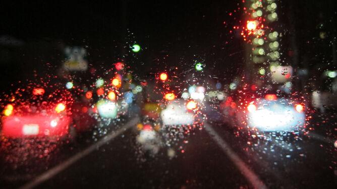 Kierowcy, uważajcie na śliskie drogi