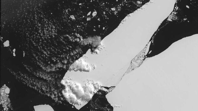 W 17 lat opłynęła Antarktydę. <br />Okrążenie jej samej zajmuje godzinę