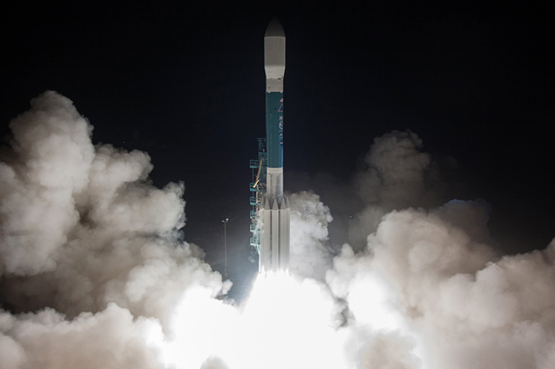 JPSS-1 Został umieszczony na orbicie