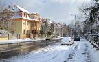 Ostrzeżenia przed intensywnym śniegiem w Polsce