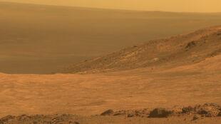 Niektóre ziemskie mikroby mogłyby trochę pożyć na Marsie
