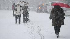 Prognoza pogody na sobotę: pochmurno i śnieżnie
