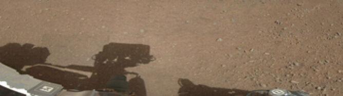 Jak południowy zachód USA. Zobacz film z Marsa