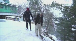 Atak zimy w Pakistanie